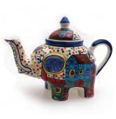 Teekanne Elefant