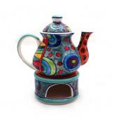 teapot w. stove