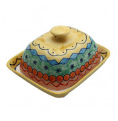 Butterplate with lid