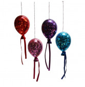 Balloon glänz.M4f.sort.
