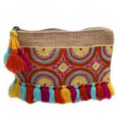 Handtasche-Jute
