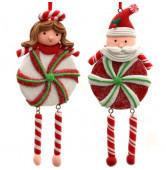 Hänger Santa, Candywomen