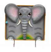 Schlüsselkasten Elefant