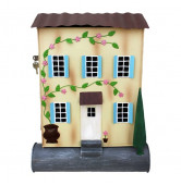 Briefkasten Hexenhaus
