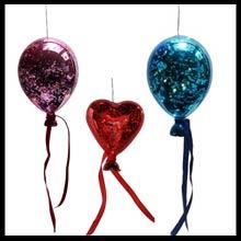 Glasballons